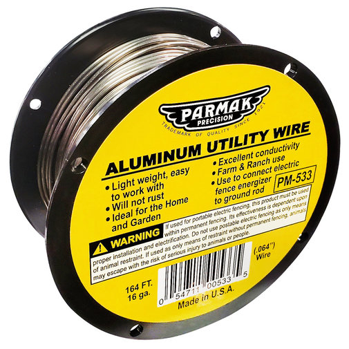 View larger image of Aluminum Electric Fence Wire