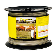 Bayshock Aluminum Electric Fence Wire