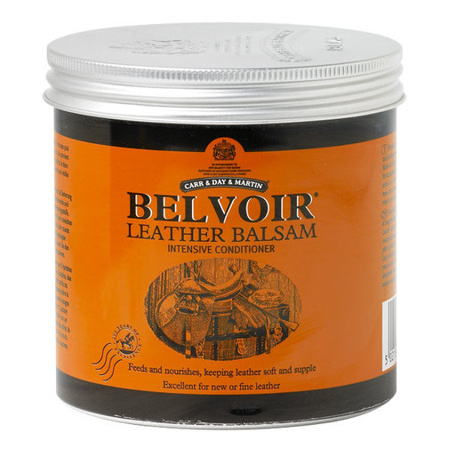 View larger image of Belvoir Leather Balsam Intensive Conditioner