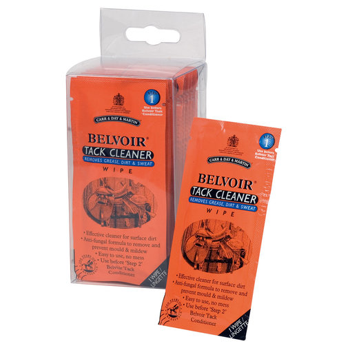View larger image of Belvoir Tack Cleaner Wipes