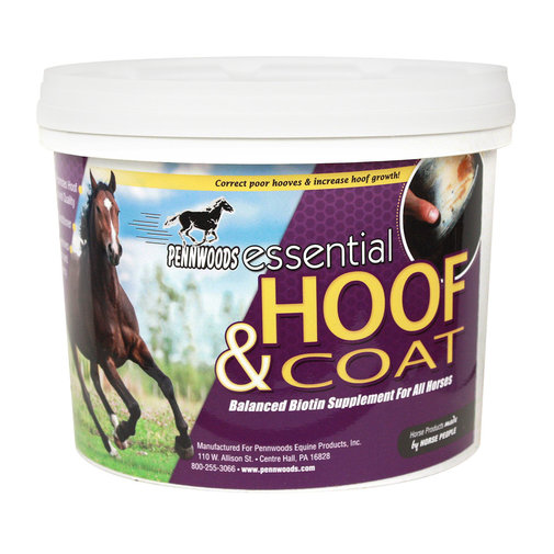 View larger image of Essential Hoof & Coat Supplement for Horses