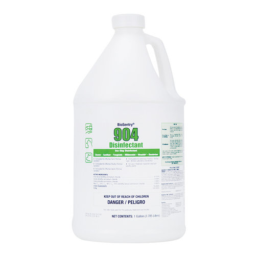 View larger image of BioSentry 904 Disinfectant
