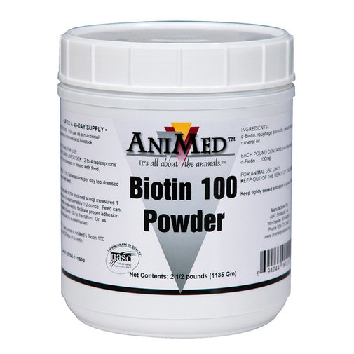 View larger image of Biotin 100 Powder
