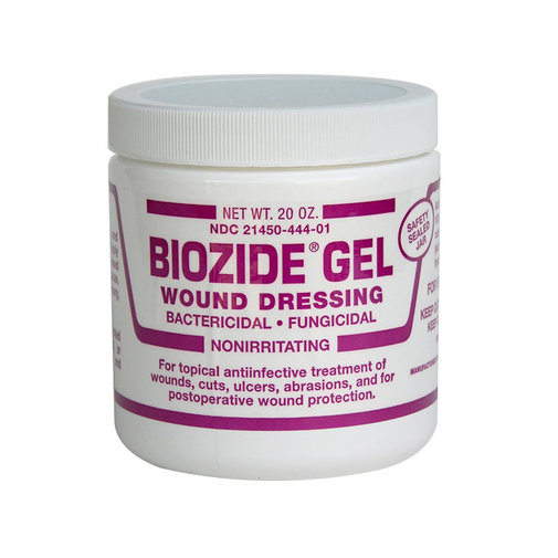 View larger image of Biozide Gel Wound Dressing