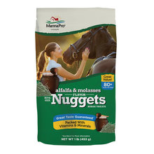 Bite Size Nuggets & Wafers for Horses