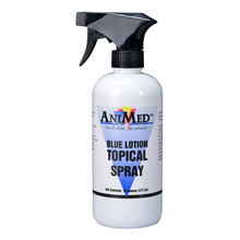 Blue Lotion Topical Spray