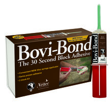 Bovi-Bond Cattle Hoof Block Adhesive Kit