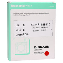 Braunamid Sutures