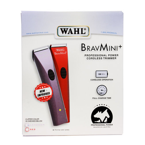 View larger image of BravMini+ Cordless Trimmer