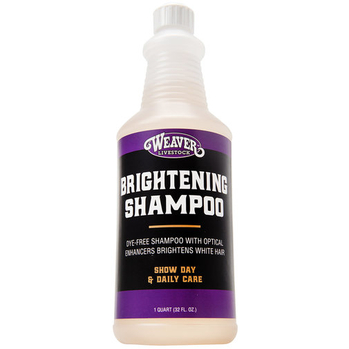 View larger image of Brightening Shampoo for Livestock