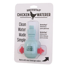 BriteTap Automatic Chicken Nipple Waterer