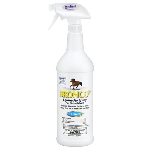 View larger image of Bronco-e Equine Fly Spray