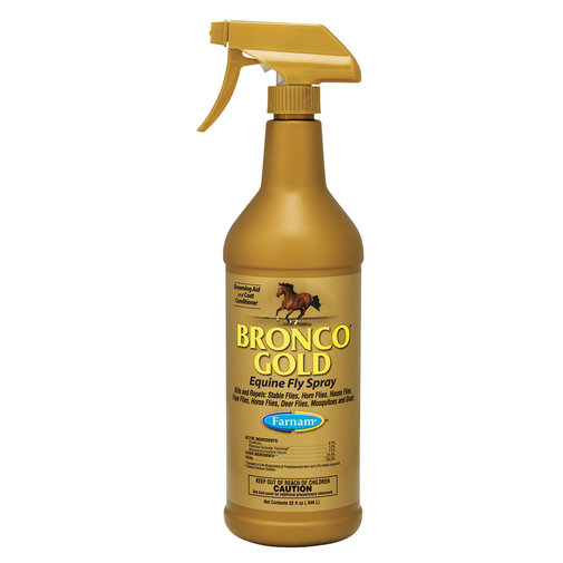 View larger image of Bronco Gold Equine Fly Spray