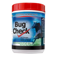 Bug Check Feed Thru Fly Control Supplement for Animals
