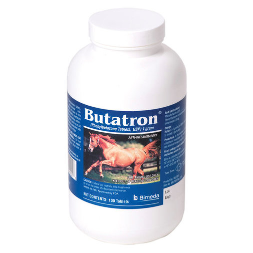 View larger image of Butatron 1 gm Tablets Rx