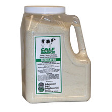 Calf Enhancer Additive for Whole Milk or Milk Replacer