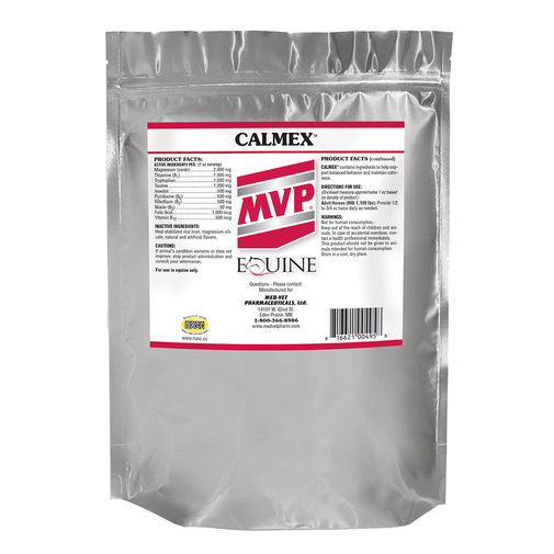 View larger image of Calmex Powder Calming Support Supplement for Horses