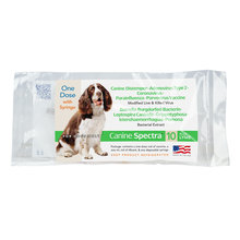 Canine Spectra 10 PLUS LYME Dog Vaccine