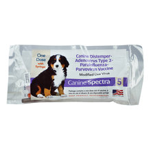 Canine Spectra 5 Dog Vaccine