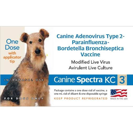 View larger image of Canine Spectra KC 3 Dog Vaccine