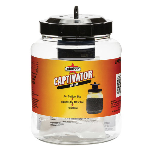 View larger image of Captivator Fly Trap