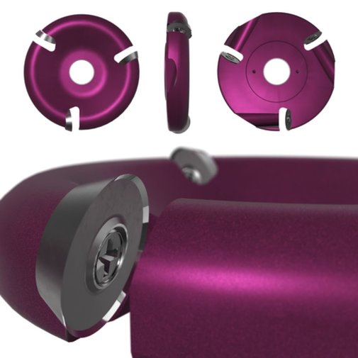 View larger image of Round Carbide Hoof Trimming Disc