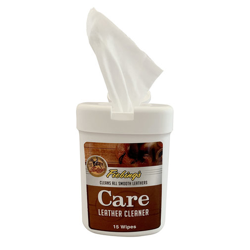 View larger image of Care Leather Cleaner Wipes