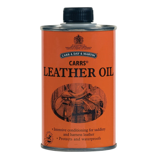 View larger image of Carrs Leather Oil