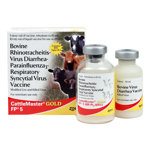 View larger image of CattleMaster Gold FP 5 Cattle Vaccine