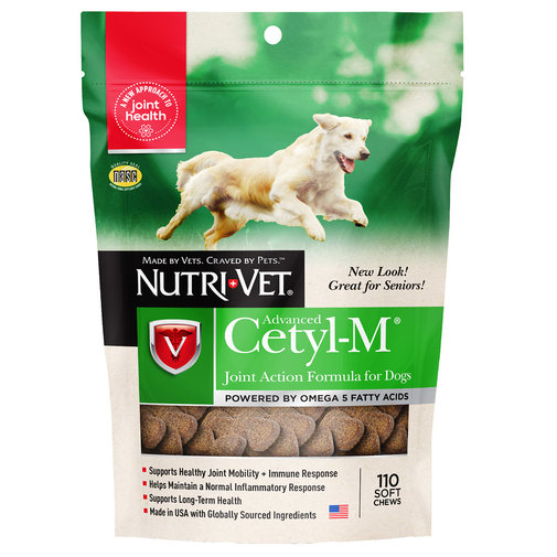 View larger image of Cetyl M Joint & Immune Support Soft Chews for Dogs