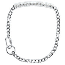 Chain Goat Collar with Grip