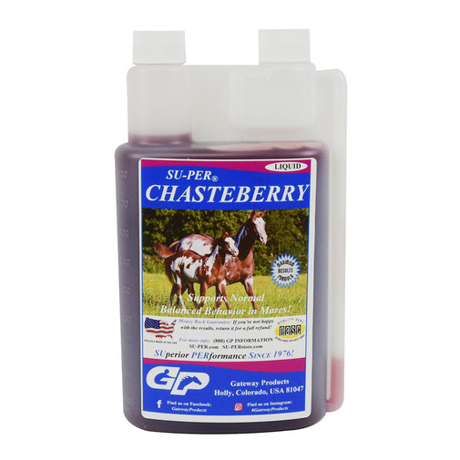 View larger image of SU-PER Chasteberry Liquid Mare Supplement