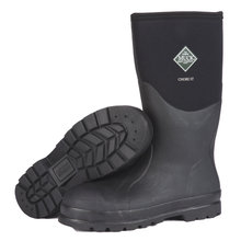 Chore Hi-Cut Steel Toe Boots for Men and Women