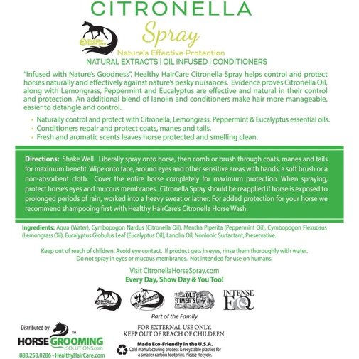 View larger image of Citronella Horse Spray