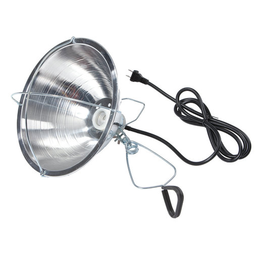View larger image of Clamp-On Brooder Reflector Lamp