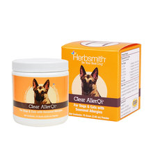 Clear AllerQi Seasonal Allergy Supplement for Dogs and Cats
