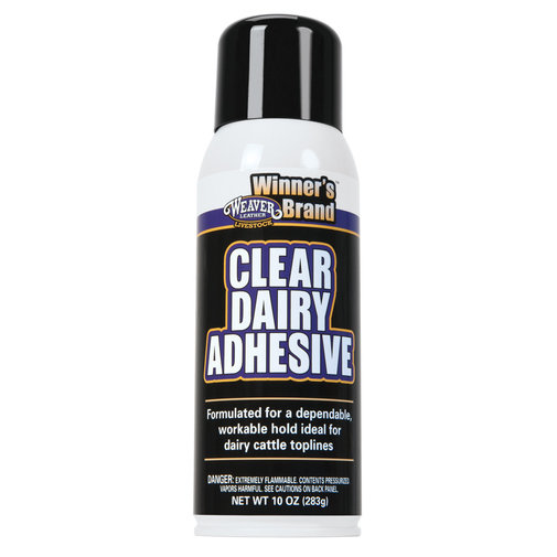 View larger image of Clear Dairy Adhesive