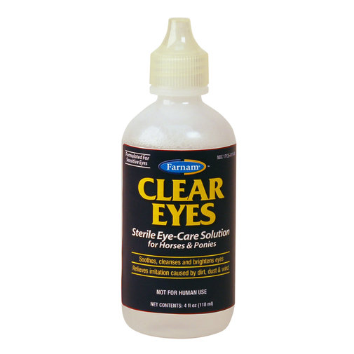 View larger image of Clear Eyes Sterile Eye-Care Solution for Horses & Ponies