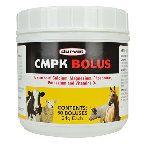 View larger image of CMPK Bolus for Livestock