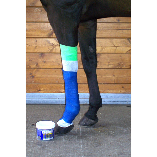 View larger image of Coldflex Self-Cooling Vet Wrap