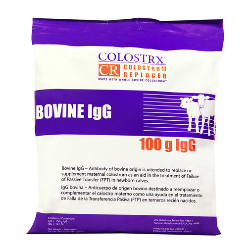 View larger image of Colostrx CR Colostrum Replacer for Calves