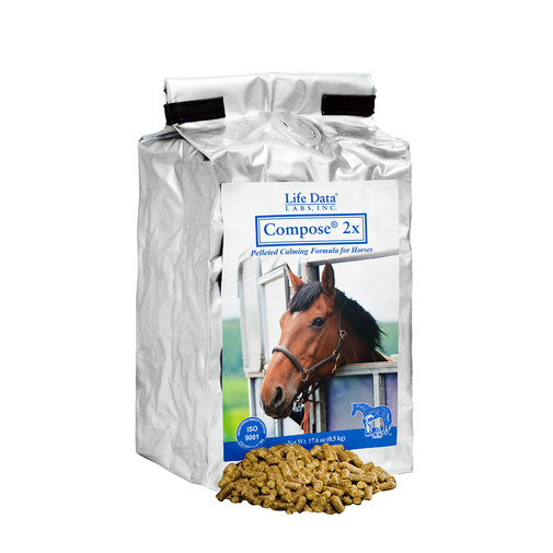 View larger image of Compose 2X Calming Supplement for Horses