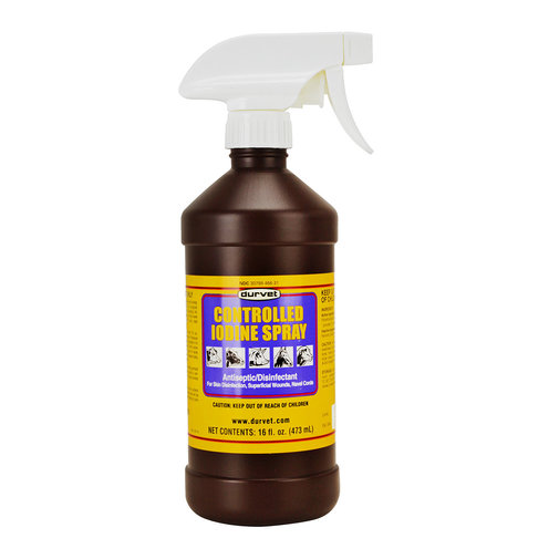 View larger image of Controlled Iodine Spray