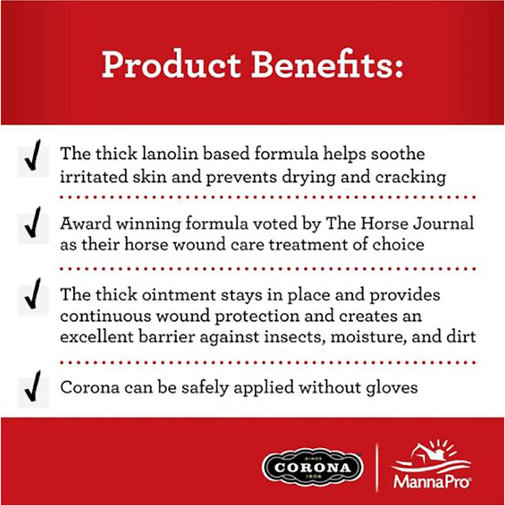 View larger image of Corona Multi-Purpose First Aid Ointment