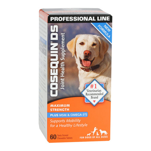 View larger image of Cosequin DS Maximum Strength Plus MSM & Omega 3s Joint Supplement