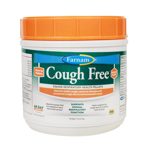 View larger image of Cough Free Equine Respiratory Health Pellets
