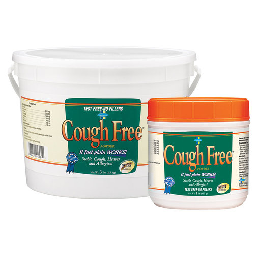 View larger image of Cough Free Powder for Horses