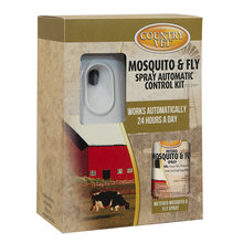 Country Vet Mosquito & Fly Spray Kit