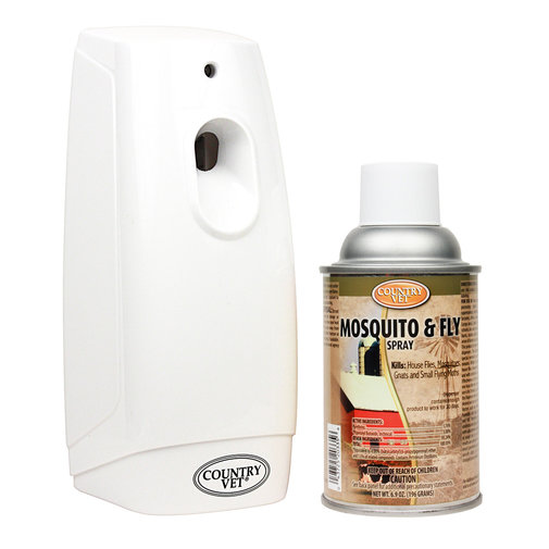 View larger image of Country Vet Mosquito & Fly Spray Kit