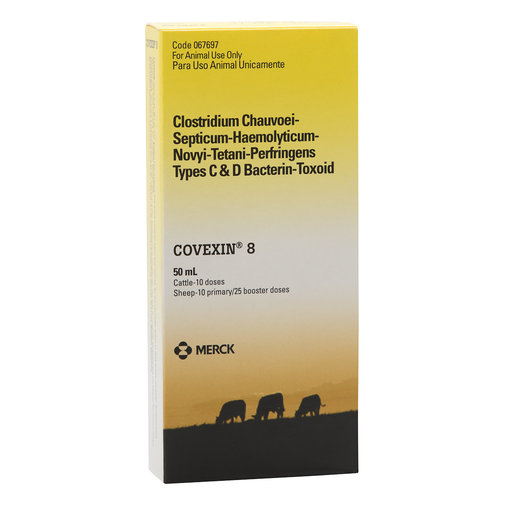 View larger image of Covexin 8 Cattle and Sheep Vaccine